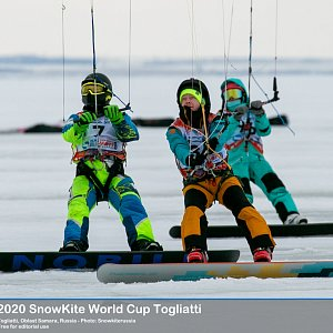 SNOW KITE WORLD CUP IKA 2020